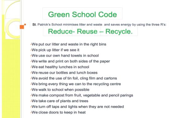 greenschoolcode